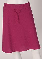 Linen skirt D07122 CV2