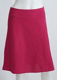 Linen skirt D07123 CV2