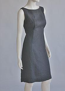 Linen Dress D22624 AN2