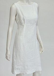 Linen Dress D22624 BI2