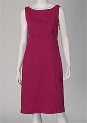 Linen Dress D22626 CV2