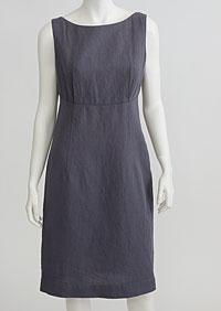 Linen Dress D22626 SE2