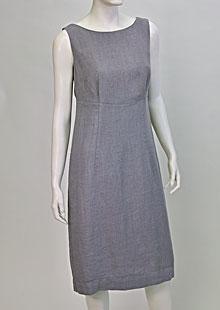 Linen Dress D22626 VSE