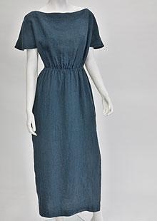Linen Dress D22671 NA3