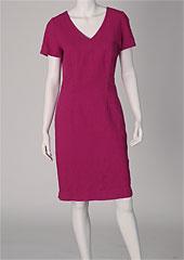 Linen Dress D22740 CV2