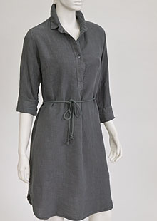 Linen Dress D22780 SE2