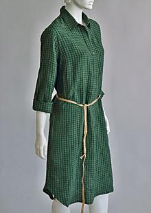 Linen Dress D22782 KZE