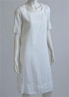 Linen Dress D22790 BI2