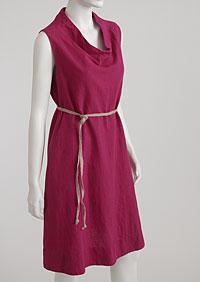 Linen Dress D22800 CV2