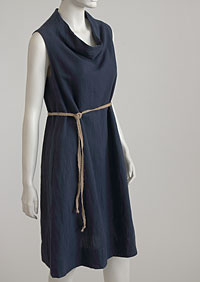 Linen Dress D22800 NA3