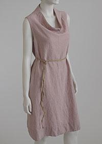 Linen Dress D22800 RU1