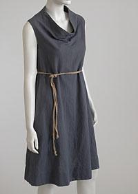 Linen Dress D22800 SE2