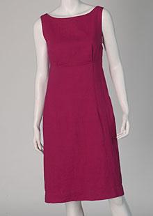 Dámské pouzdrové šaty D22830 CV1