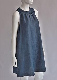 Linen Dress D22840 NA3