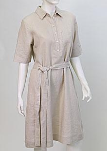 Linen Dress D22850 ABE