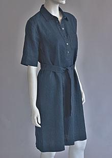 Linen Dress D22851 NA3