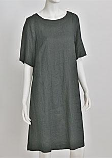 Linen Dress D22920 CE1