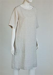 Linen Dress D22920 VBE