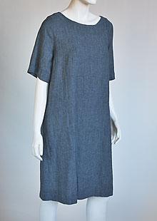 Linen Dress D22920 VNA