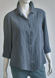 Ladies linen shirt D44450 SE2