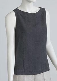 Linen blouse D44471 CE1