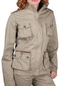 Ladies Jacket D66011 BE3