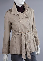 TRENCH COAT D73322 BE2