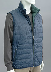Men's vest double-sided H30640 NA2