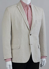 MEN'S SUIT JACKET H53430 BE2
