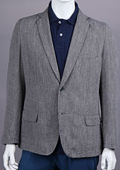 MEN'S SUIT JACKET H53470 VNA