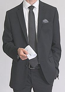 Men's Slim Suit Jacket H53530 CE1
