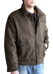 MEN'S JACKET H611010 HN2