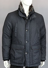 Men's winter jacket H611340 AN1