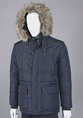 Men's winter jacket H611490 NA1