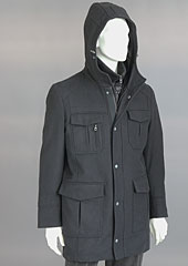 Trench Coat H71091 CE1