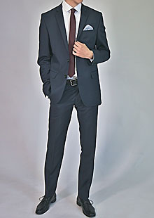Men's Slim Suits H91170 NA1