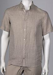 Linen shirt M49151 BE1
