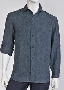 Lněná košile M49363 VNA
