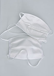 3layer protective masks with filter - washable to 60°C - 3 pieces M900500 BI1