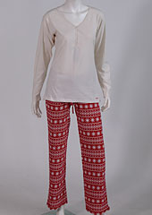 Dámské pyžamo W60244 BE1