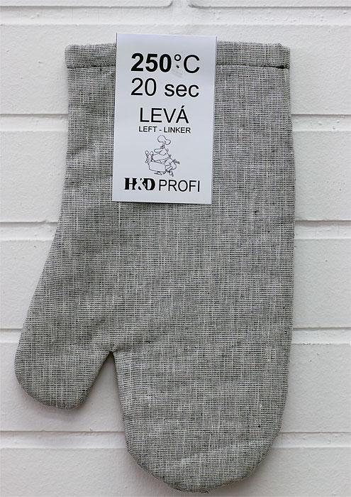 Glove left 250°C/20sec. B14720 MIX