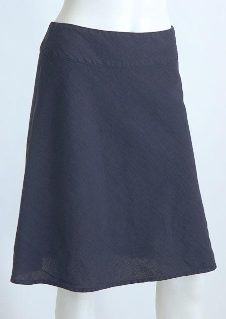 Linen skirt D07123 NA3