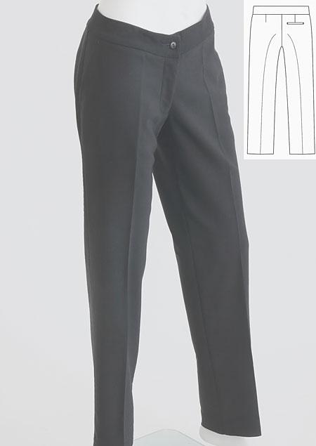 Dámské kalhoty klasické D110710 CE1