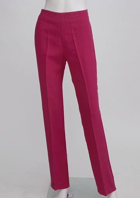 Women's linen trousers D112220 CV2