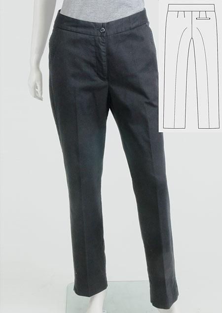 Dámské kalhoty D112251 CE1