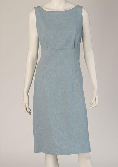 Linen Dress D22626 MO1