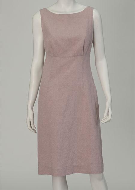 Linen Dress D22626 RU1