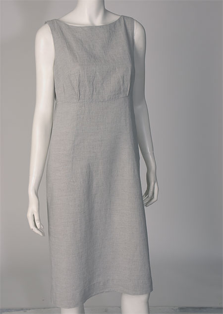 Linen Dress D22626 SE1