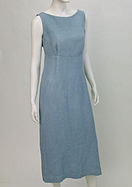 Linen Dress D22627 MO1