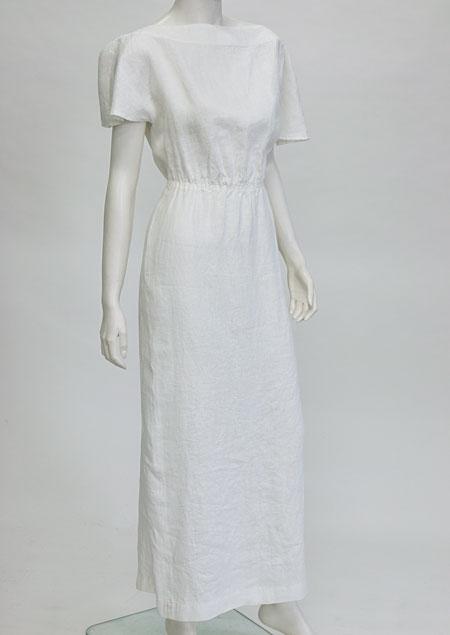 Linen Dress D22670 BI2